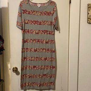 Lularoe julia worn once